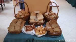 Snídaně v Avliga beach hotelu v Bulharsku 3