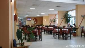 Restaurace Avliga beach hotel Bulharsko