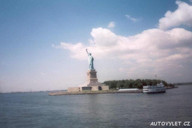 Socha Svobody - New York