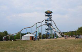 Sonnenlandpark Lichtenau Chemnitz Německo