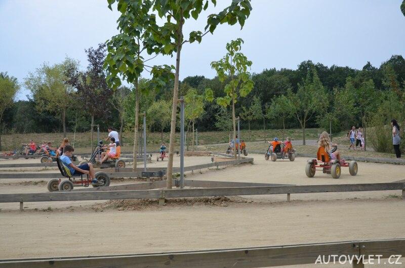 Sonnenlandpark Lichtenau Chemnitz Německo 11