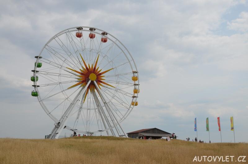 Sonnenlandpark Lichtenau Chemnitz Německo 15