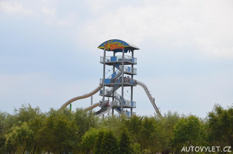 Sonnenlandpark Lichtenau Chemnitz Německo 20