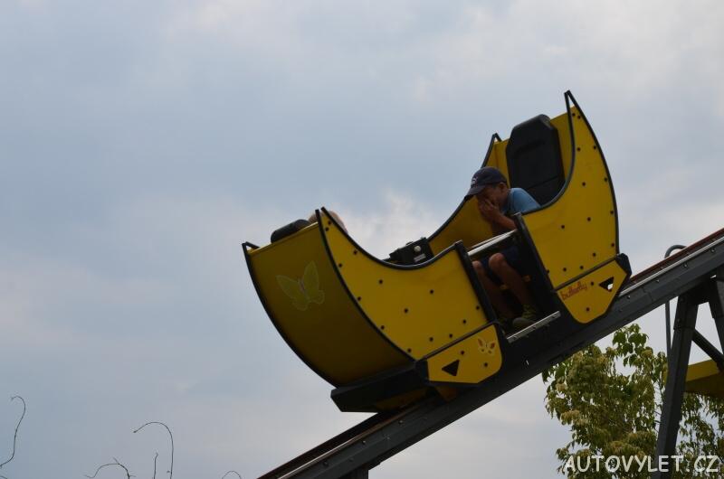 Sonnenlandpark Lichtenau Chemnitz Německo 22