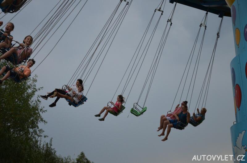 Sonnenlandpark Lichtenau Chemnitz Německo 26