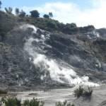 Solfatara – kráter sopky v Neapoli