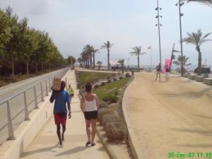 Španělsko Calella