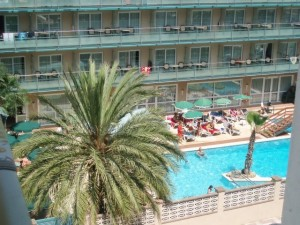 Španělsko Calella hotel International
