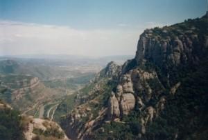 španělsko hory