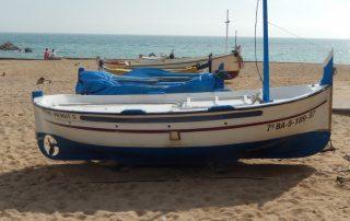 Španělsko lodě