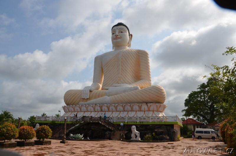 Srí Lanka dovolená 02