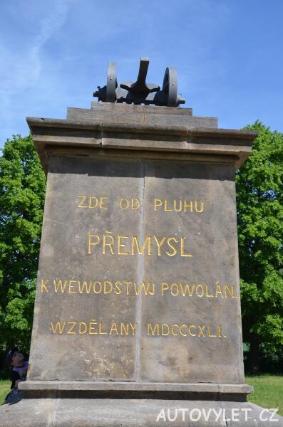 Pomník Přemysla Oráče - Stadice 4