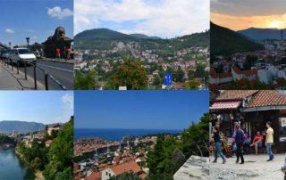 Stopem z Ostravy do Srbska