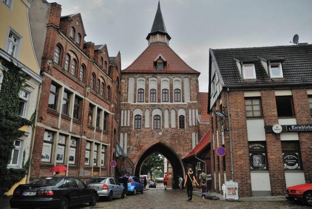 Stralsund Německo 01