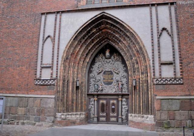Stralsund Německo 03
