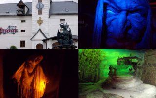 Strašidelný zámek Draxmoor - Dolní Rožínka