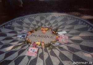 strawberry fields - rockafeller center - new york - central park
