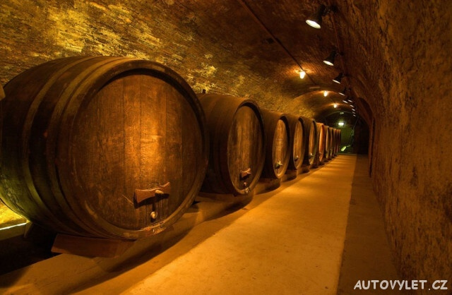 Sudy v podzemí - Loisium Rakousko