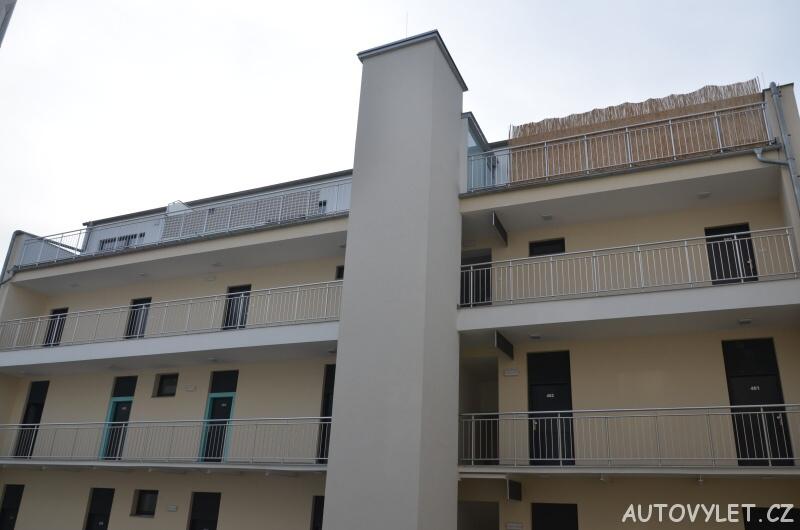 Suite with private parking - levné ubytování v Brně 1