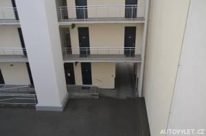 Suite with private parking - levné ubytování v Brně 3