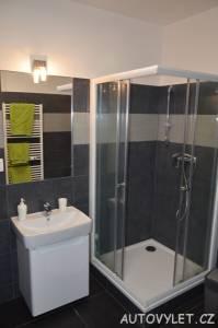 Suite with private parking - levné ubytování v Brně 5