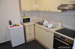 Suite with private parking - levné ubytování v Brně 6
