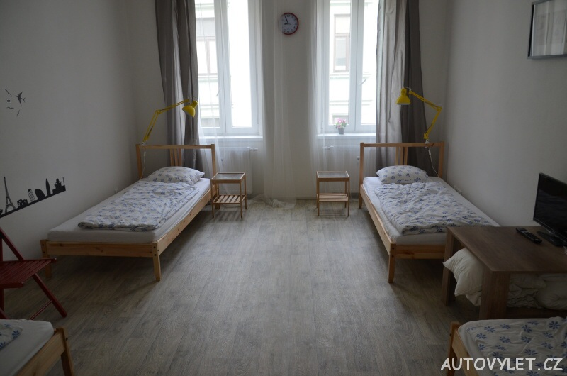 Suite with private parking - levné ubytování v Brně 7