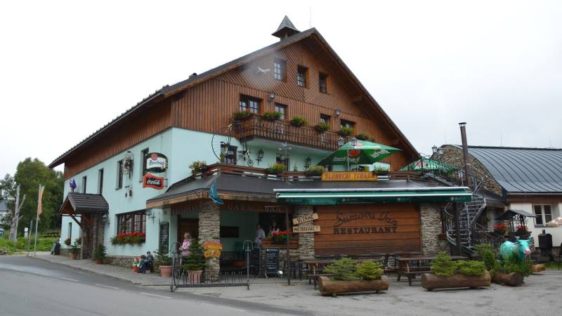 Šumava inn restaurant Kvilda