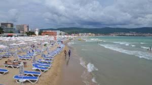 sunny beach slunečné pobřeží bulharsko