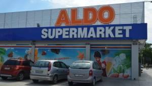 supermarket aldo slunečné pobřeží bulharsko