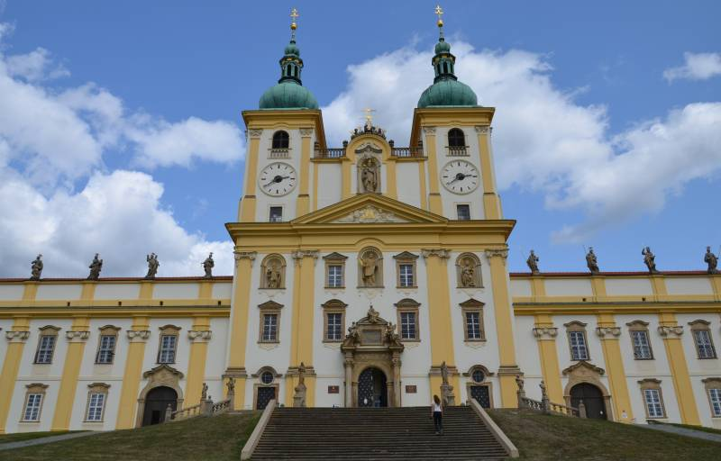 Svatý Kopeček Olomouc