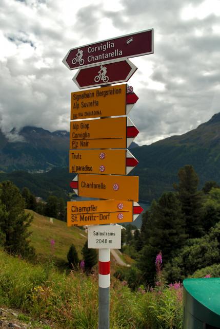 Svatý Mořic St. Moritz Švýcarsko 02