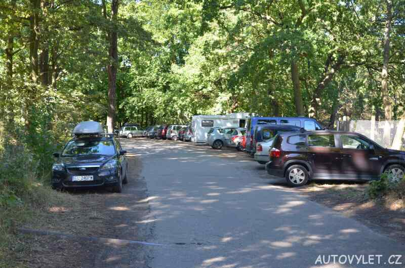 Svinoústí maják parkování