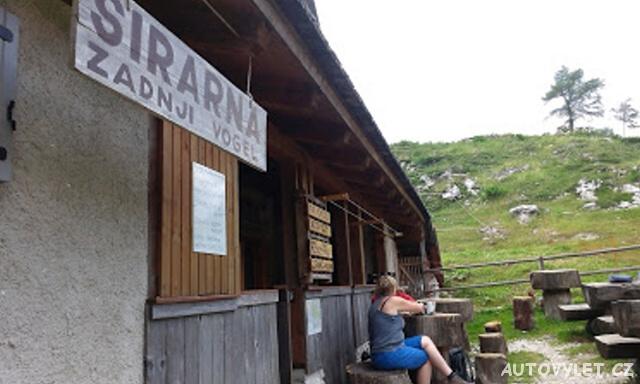 Sýrárna Zadnji Vogel Slovinsko
