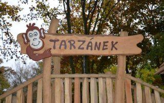 tarzánek hřiště usti nad labem