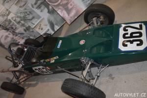 Technické muzeum Brno 12 - stará formule