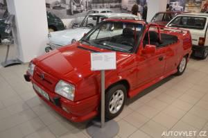 Technické muzeum Brno 2 - Škoda MTX