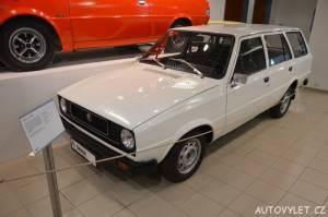 Technické muzeum Brno 3 - Škoda Combi