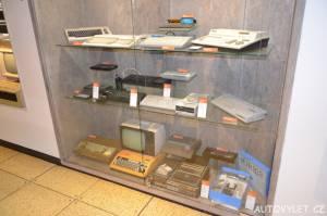 Technické muzeum Brno 34 - výstava starých počítačů