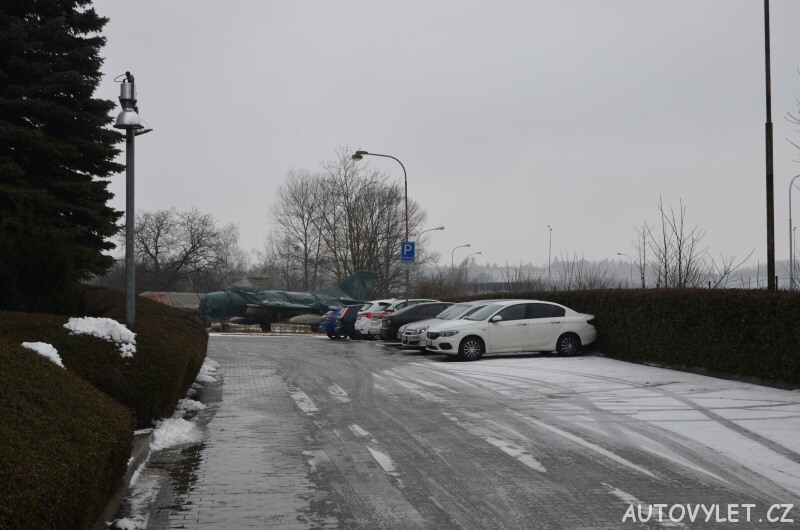 Technické muzeum Brno 35 - parkování