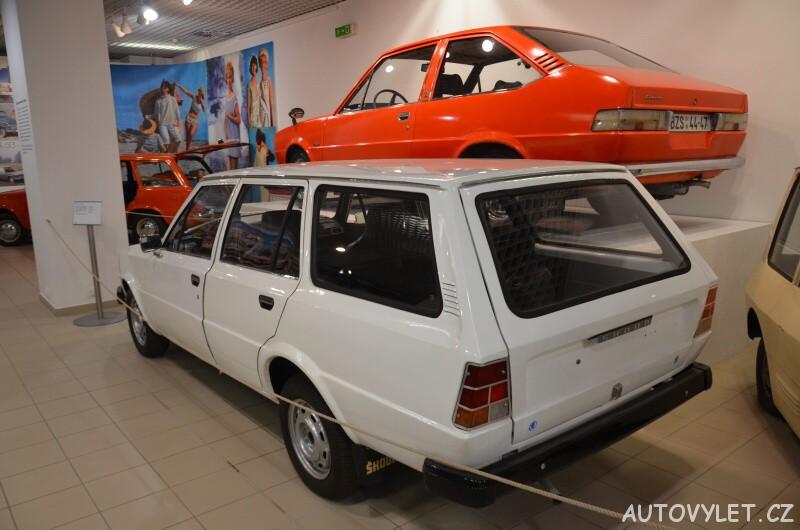 Technické muzeum Brno 4 - Škoda Combi