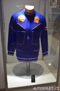 Technické muzeum Brno 6 - oblek kosmonauta
