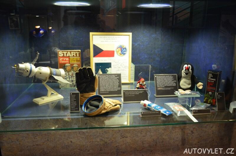 Technické muzeum Brno 7 - potřeby kosmonauta