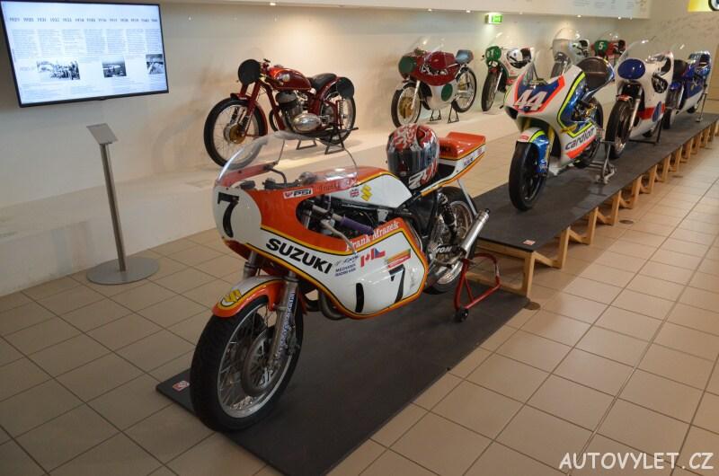 Technické muzeum Brno 8 - motocykly