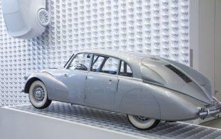 Technické muzeum Tatra Kopřivnice - Tatra 87