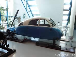 Technické muzeum Tatra Kopřivnice - arerosaně v 855