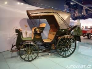Technické muzeum Tatra Kopřivnice - president
