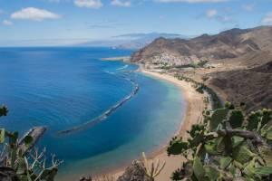 Tenerife dovolená - Kanárské ostrovy v listopadu