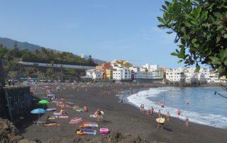 Tenerife pláž