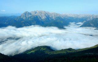 Tennengebirge Alpy Rakousko